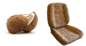 Jok Mobil sabut kelapa
