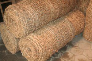 Manfaat sabut kelapa sebagai cocomesh