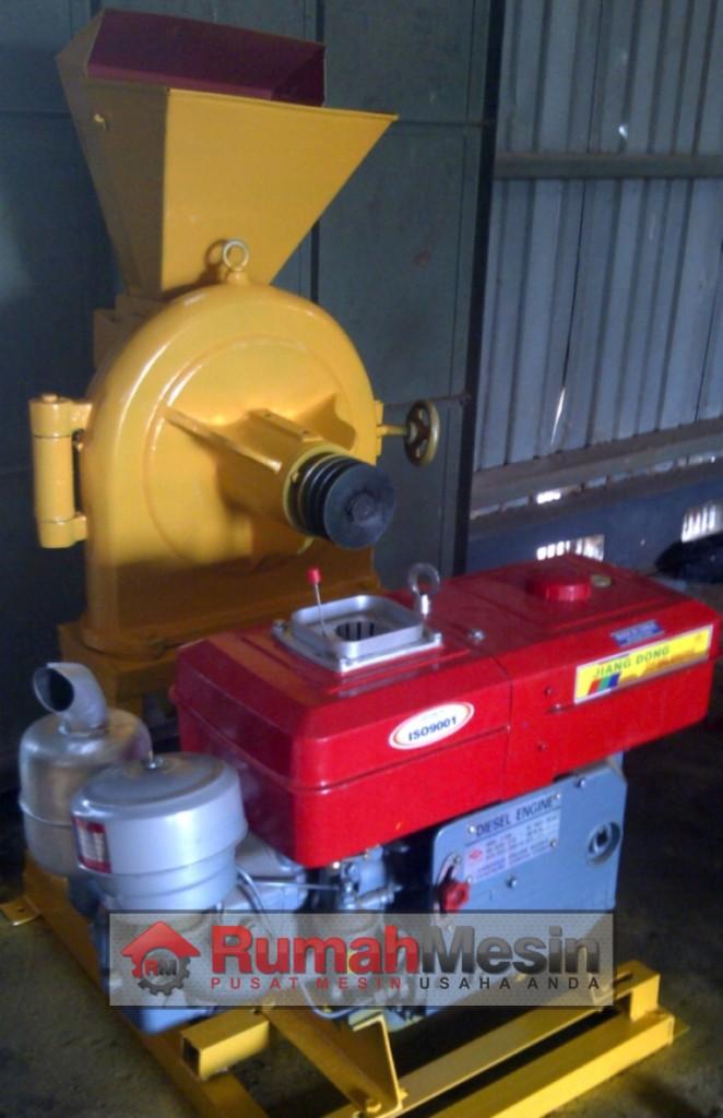 Mesin Penepung / Diskmill Aneka Bahan