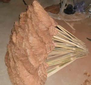 kerajinan serat kelapa